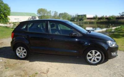 2011 Polo TDI 1,6 Bluemotion
