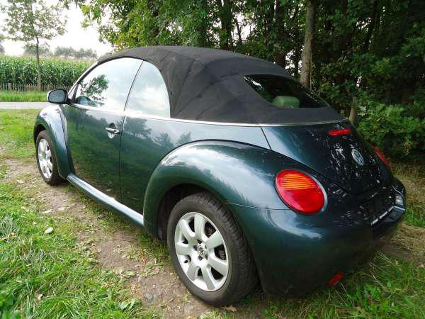 2004 New Beetle Cabriolet
